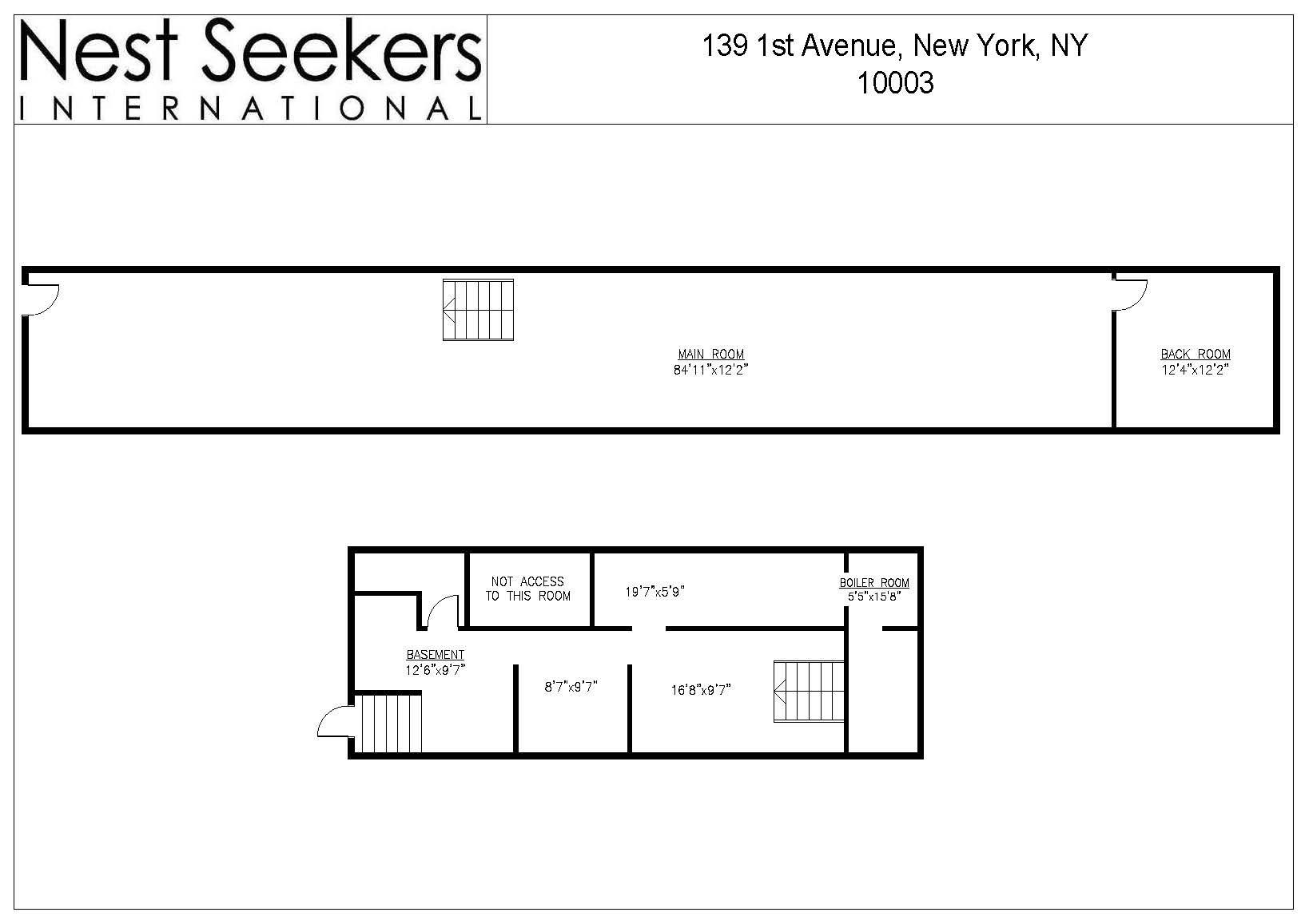 Floor Plan Example 6