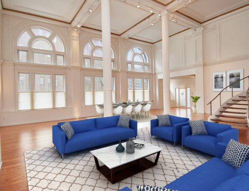 Virtual Staging Example 9