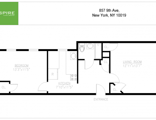Floor Plan Example 3