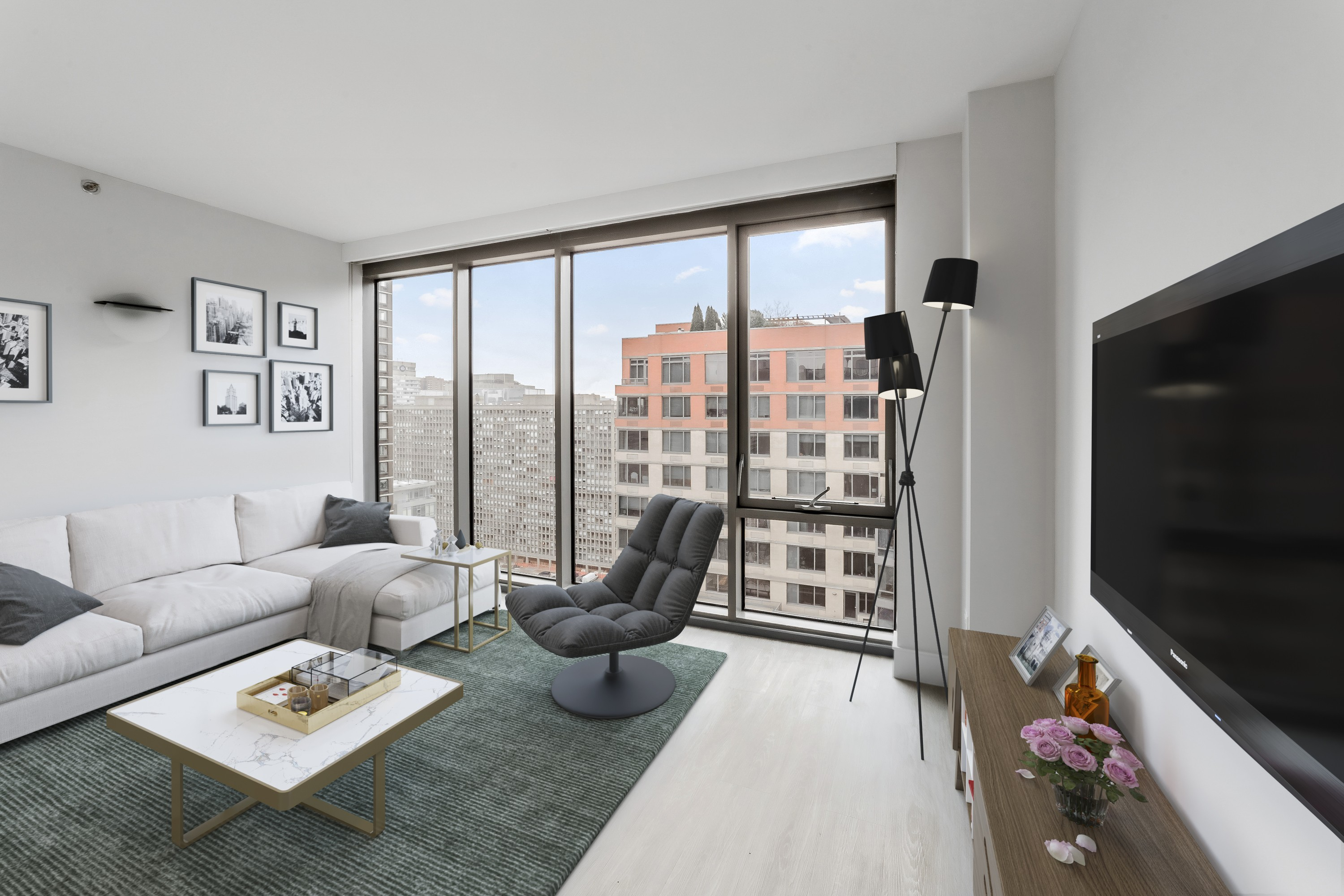 After-New York City Virtual Staging